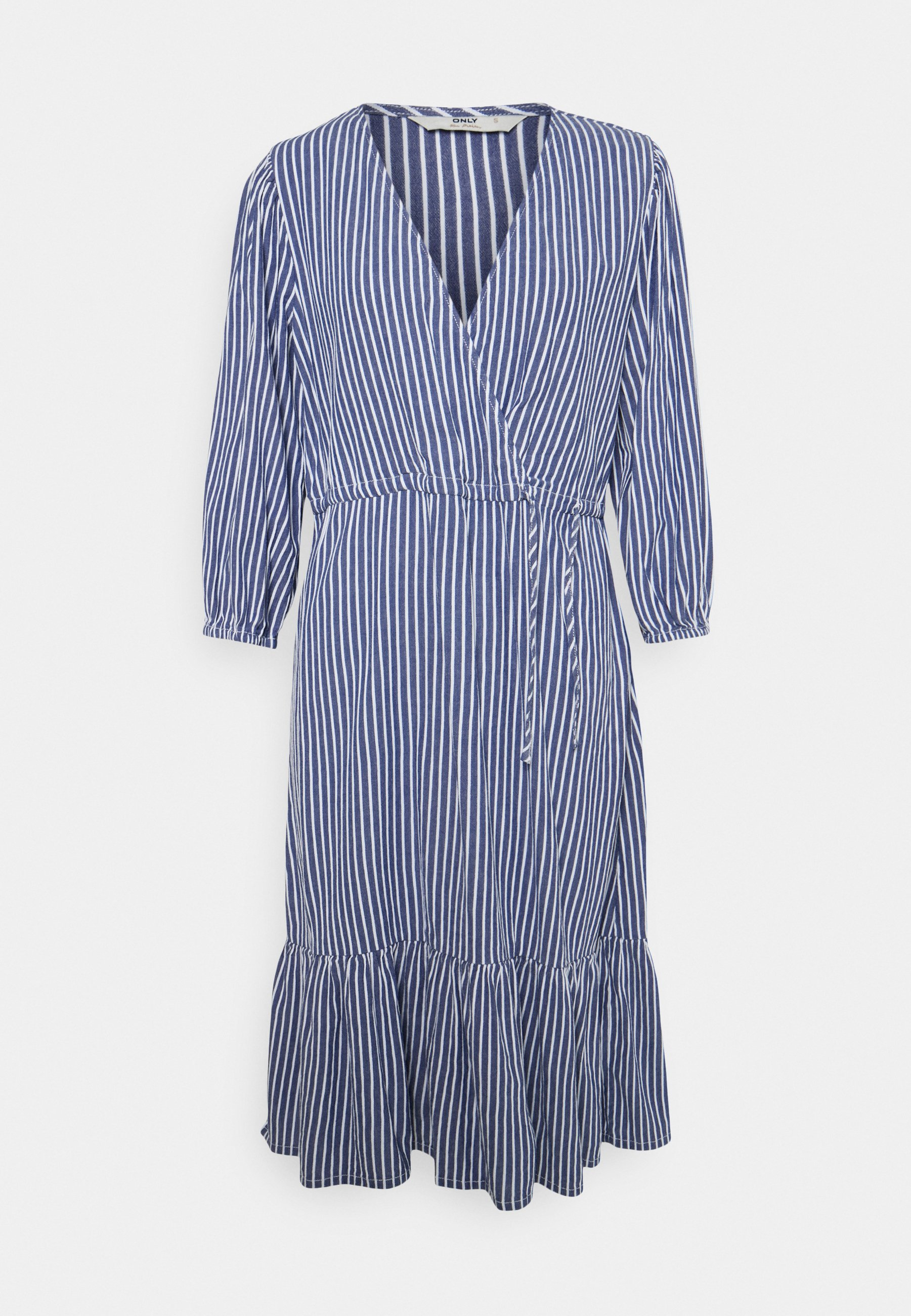 Women ONLKARIN STRIPE DRESS - Day dress