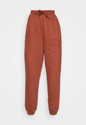 PANT - Tracksuit bottoms - brown