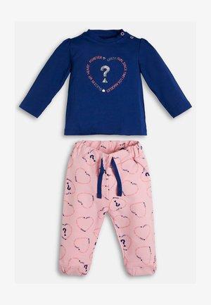 Sleep suit - blau