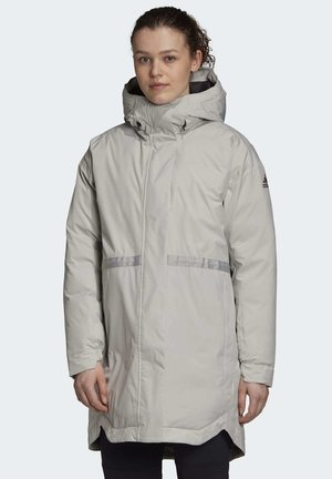 Winter coat - metgry