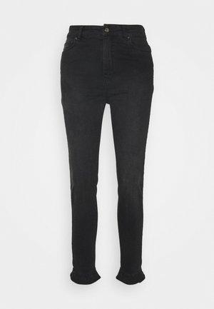 ZEY FRILL AVIGNON - Jeans slim fit - black