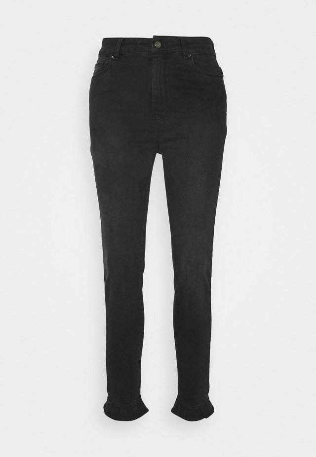 ZEY FRILL AVIGNON - Slim fit jeans - black