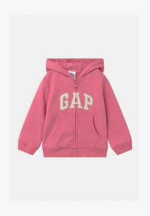 ARCH HOOD - Zip-up hoodie - chateau rose