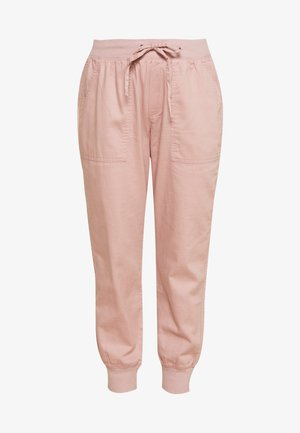 UTILITY - Tracksuit bottoms - feather pink