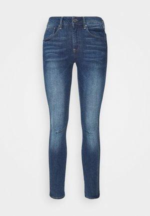 ARC 3D MID SKINNY  - Jeans Skinny Fit - blue denim