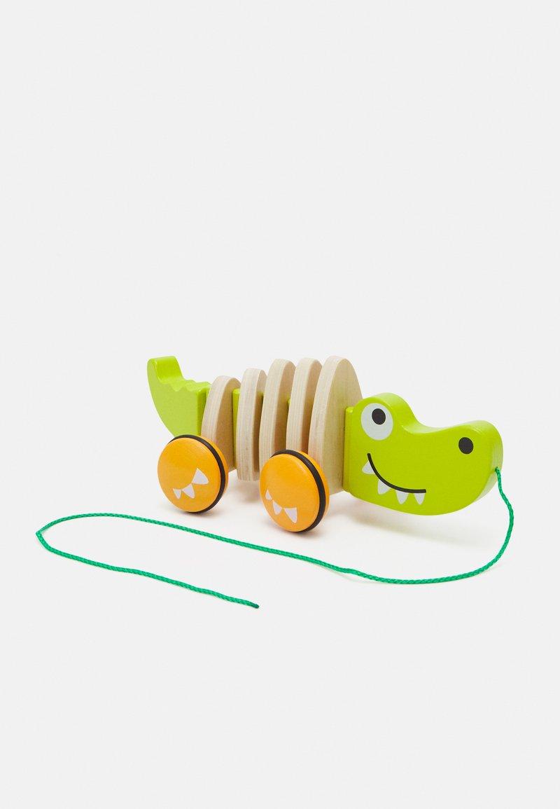 Hape - KROKODIL CROC UNISEX - Wooden toy - multi