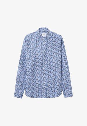 BAKER PRINT  - Skjorta - light blue mel