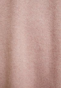 Vero Moda - VMBRILLIANT LONG OPEN - Cardigan - woodrose/melange - 6
