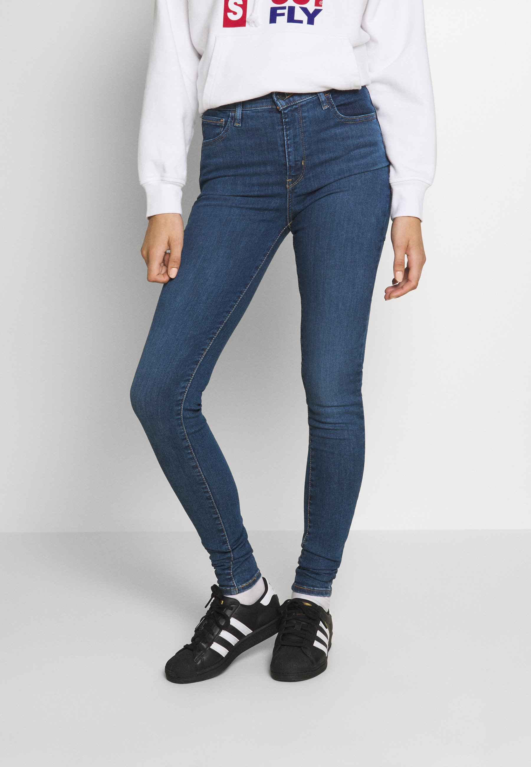 Damen 720 HIRISE SUPER SKINNY - Jeans Skinny Fit