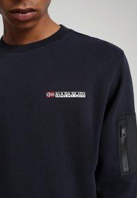 Napapijri - BEDO - Sweatshirt - blu marine - 2