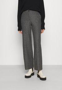 WEEKEND MaxMara - COSA - Kalhoty - medium gray - 0