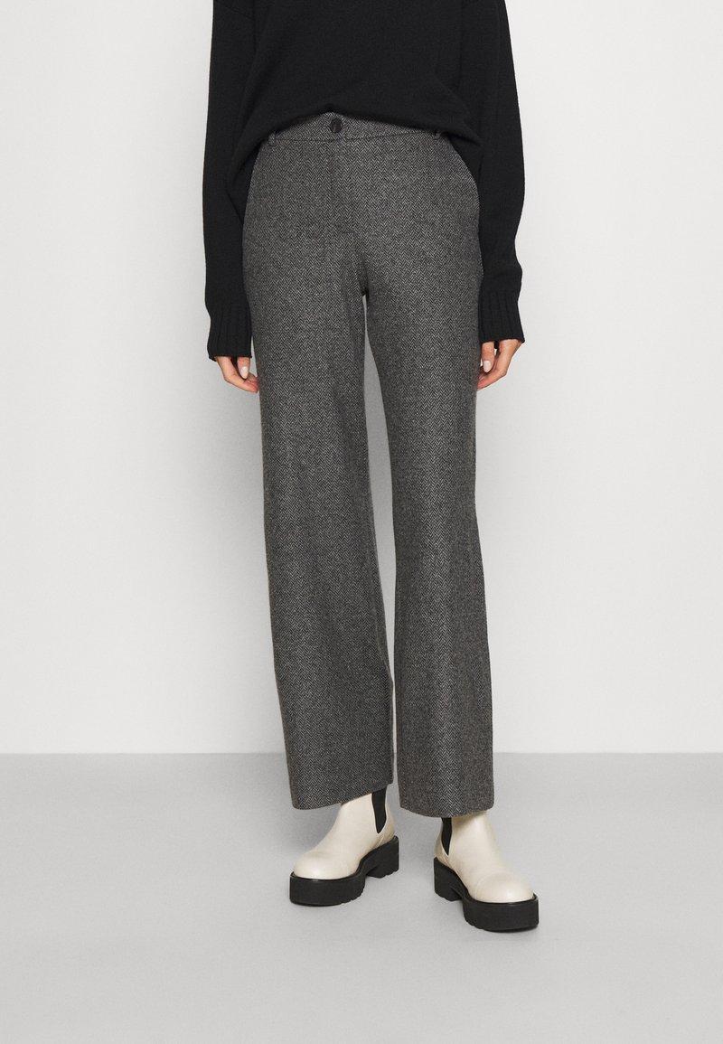 WEEKEND MaxMara - COSA - Kalhoty - medium gray