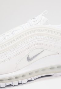 Nike Sportswear - AIR MAX 97 - Sneakers - white/wolf grey/black - 5