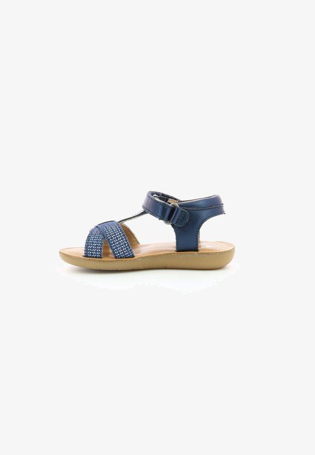 Chaussures premiers pas - bleu
