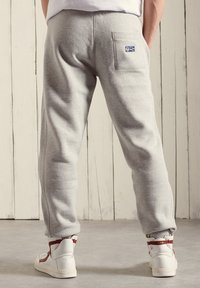 Superdry - Tracksuit bottoms - pumice stone marl - 1