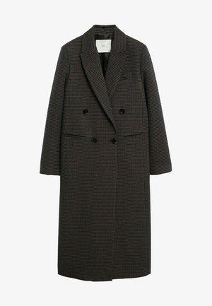 SAPIENS - Klasický kabát - bleu marine
