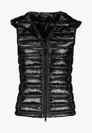 Waistcoat - schwarz (15)