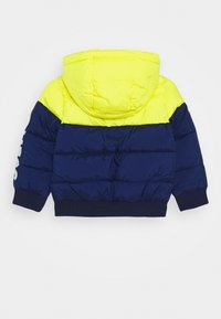 Guess - HOODED PADDED JACKET BABY - Winter jacket - bluish - 1