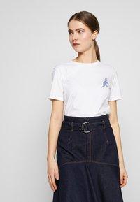 PS Paul Smith - T-shirt imprimé - white - 0