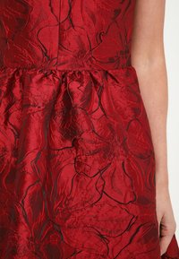 Madam-T - DANAY - Cocktail dress / Party dress - schwarz, rot - 3