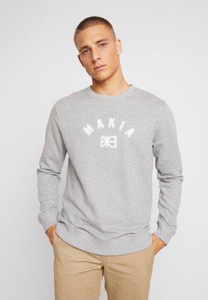 BRAND - Sweatshirt - grey