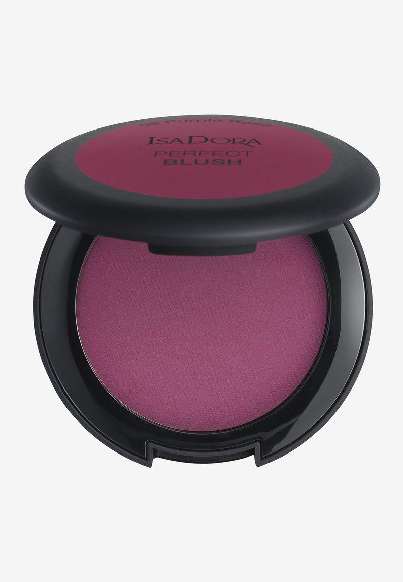 IsaDora - PERFECT BLUSH - Blusher - purple rose