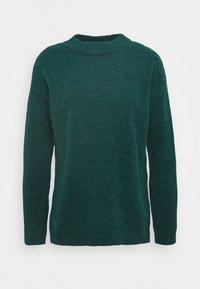 InWear - PAPINA ONECK  - Jumper - warm green - 4