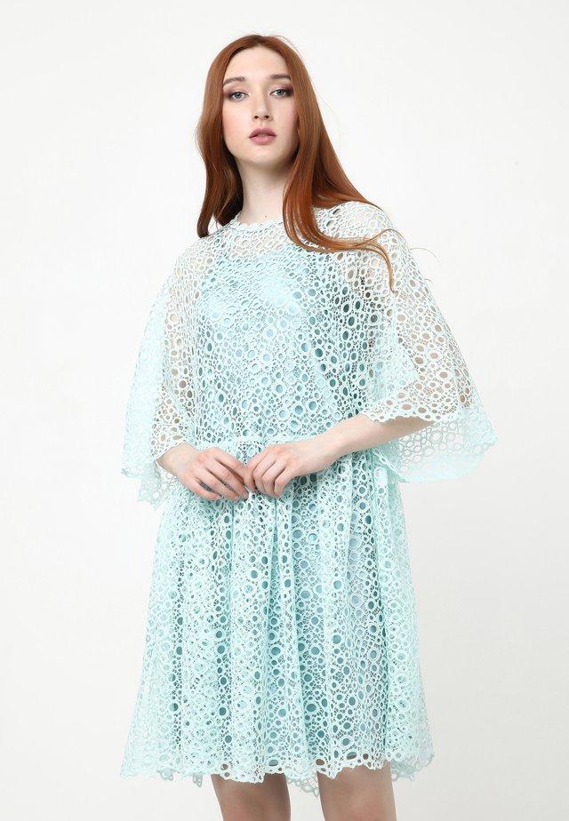 ADAMASA - Robe de soirée - hellgrün