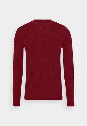 LYLE CREW NECK - Jumper - chili red