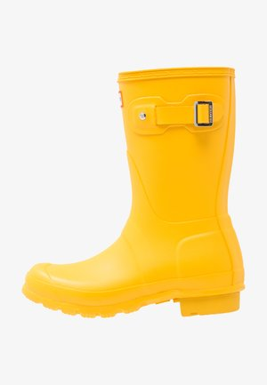 WOMENS ORIGINAL SHORT - Wellies - yellow