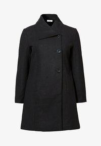 Sheego - Short coat - schwarz - 3