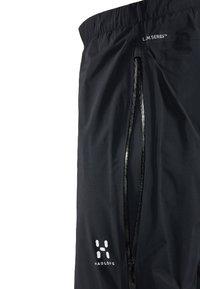 Haglöfs - L.I.M PANT - Trousers - true black - 2