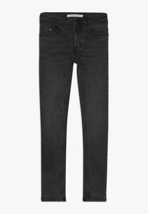 SUPER SKINNY MR SUST - Jeans Skinny Fit - denim