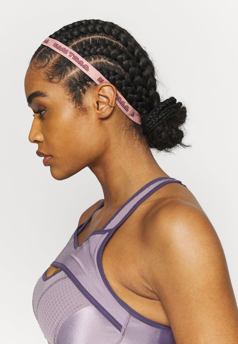 Kari Traa - JANNI HEADBAND 4 PACK - Autres accessoires - light pink