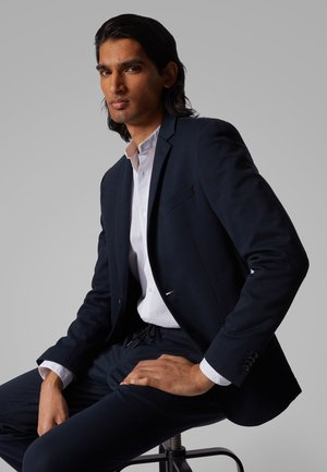 NORWIN4-J - Blazer jacket - dark blue