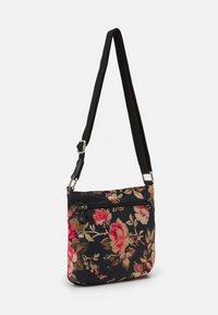 TOM TAILOR - RINA ROSE - Sac bandoulière - black - 1