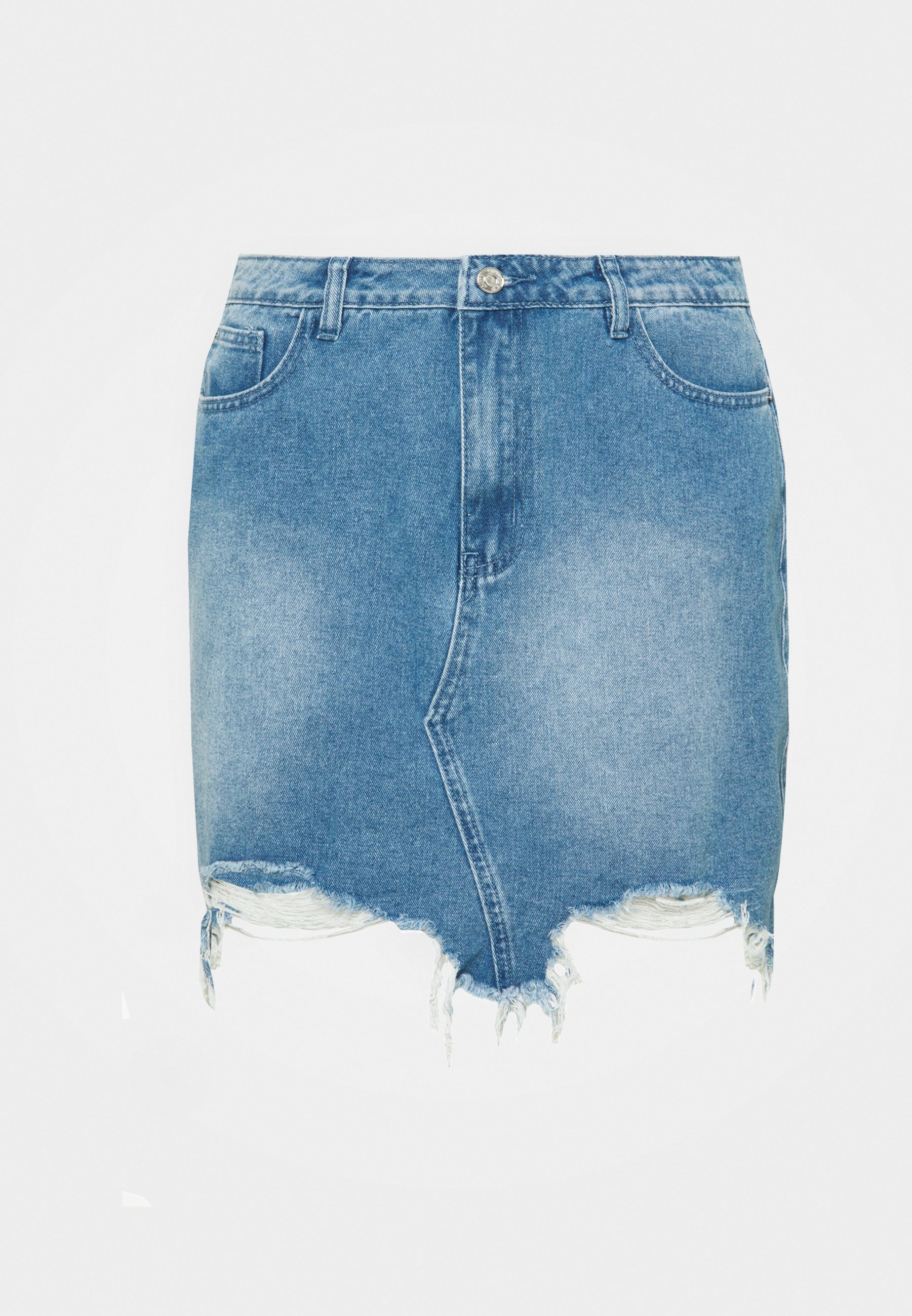 Women SUPER DISTRESS SKIRT - Mini skirt