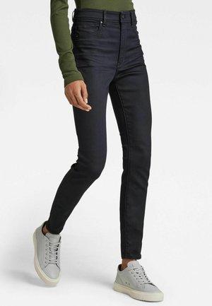 Slim fit jeans - black metalloid cobler