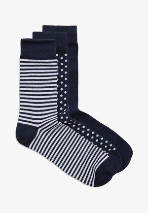 3 PACK - Socken - navy blazer