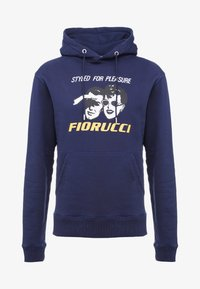 Fiorucci - STYLED FOR PLEASURE HOODIE  - Sweat à capuche - navy - 5