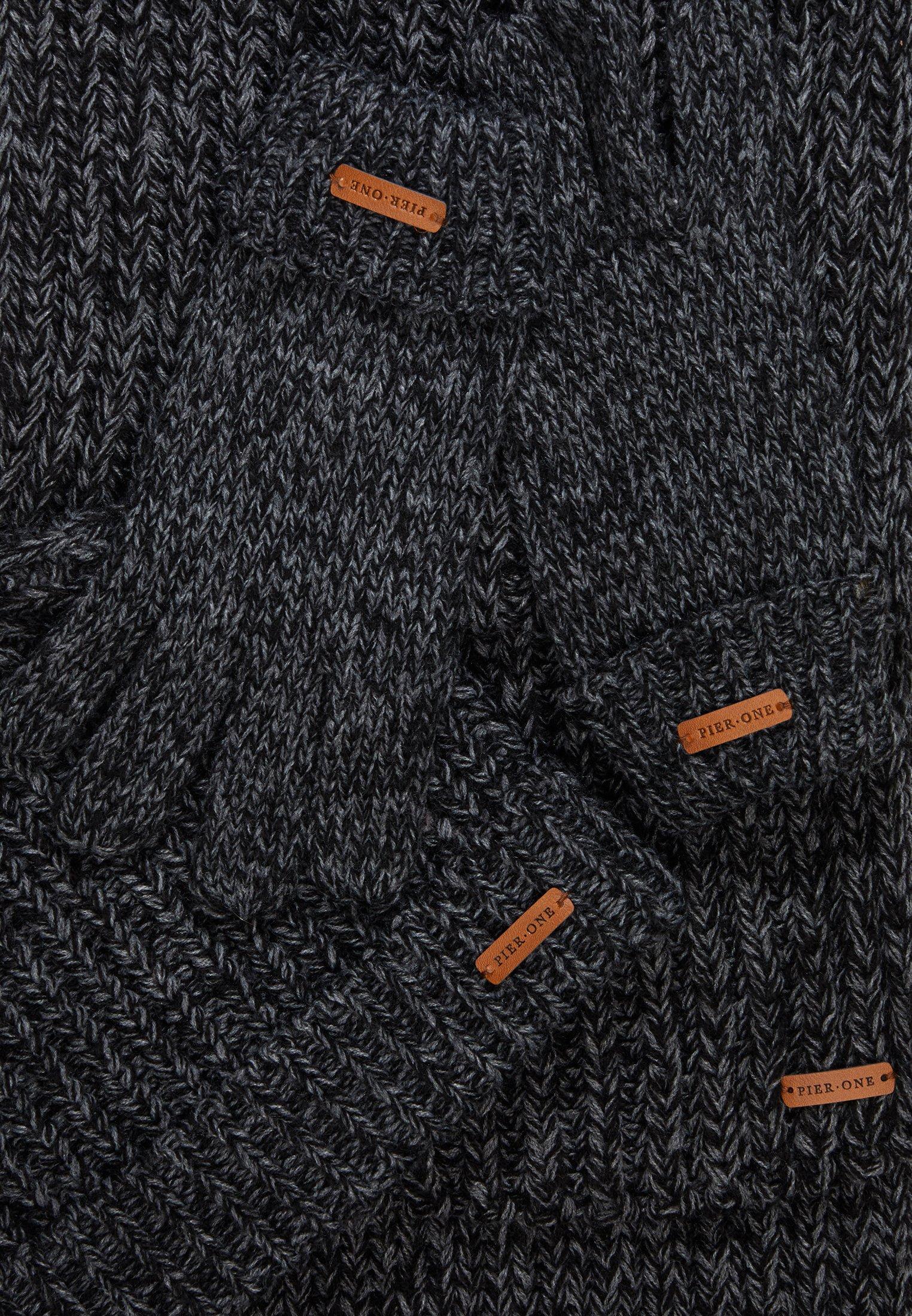 Pier One Schal - Dark Gray/dunkelgrau