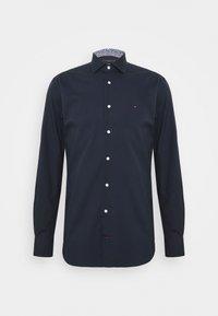 Tommy Hilfiger Tailored - SLIM FIT - Formal shirt - blue - 4