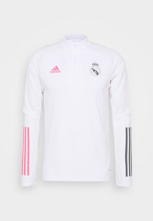 REAL MADRID AEROREADY FOOTBALL - Klubbkläder - white
