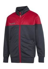 Hummel - SIRIUS POLY  - Training jacket - dark slate/virtual pink - 2