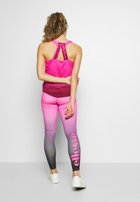 Ellesse - SACILE - Top - pink/black - 2