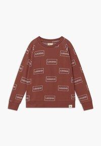 Turtledove - LEGEND - Sweatshirt - brick - 0