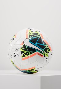 Nike Performance - NIKE STRIKE - Fodbolde - white/obsidian/blue fury/white - 0