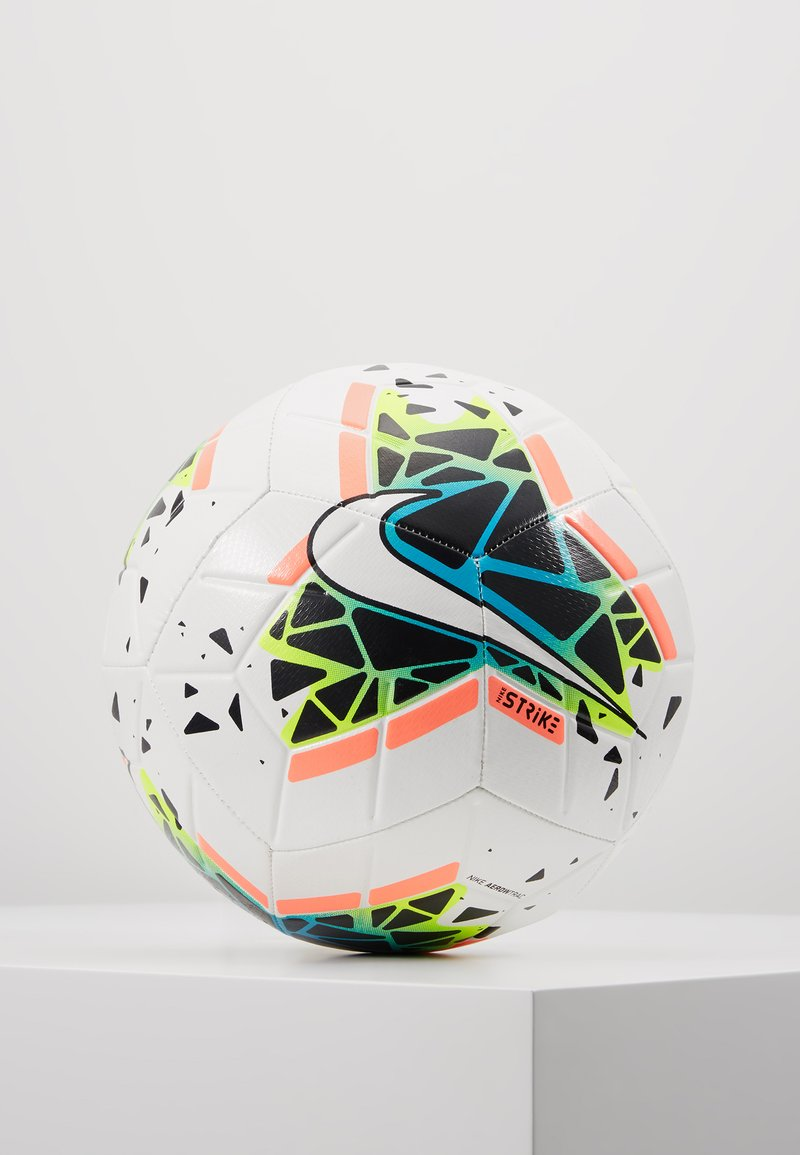 Nike Performance - NIKE STRIKE - Fodbolde - white/obsidian/blue fury/white