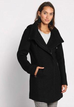 ASYMMETRISCH GESCHWUNGENER  - Short coat - noir