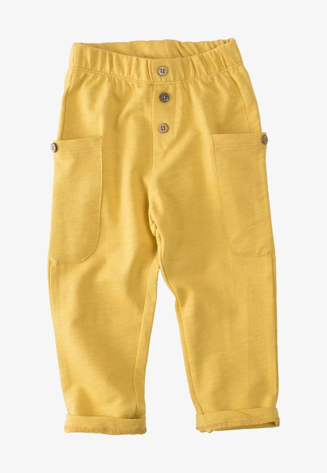 Trainingsbroek - mustard yellow